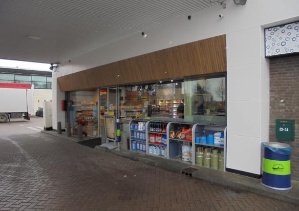 HAVÉ Brandstoffen - Esso, Lunteren