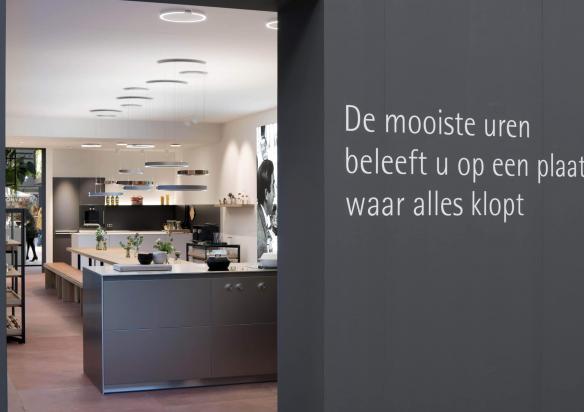 VT wonen&design beurs 2018, stand Bulthaup