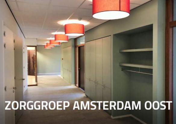 ZorgGroep Amsterdam Oost - locatie Flevopoort