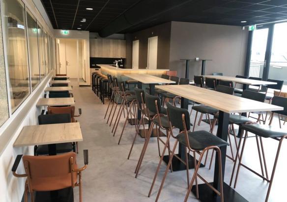 Sport café Volleybalvereniging SDS, Voorthuizen